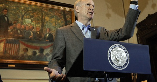 The Latest: Illinois lawmakers pressing toward budget deal