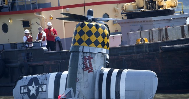 Feds: WWII plane had engine damage during fatal Hudson crash