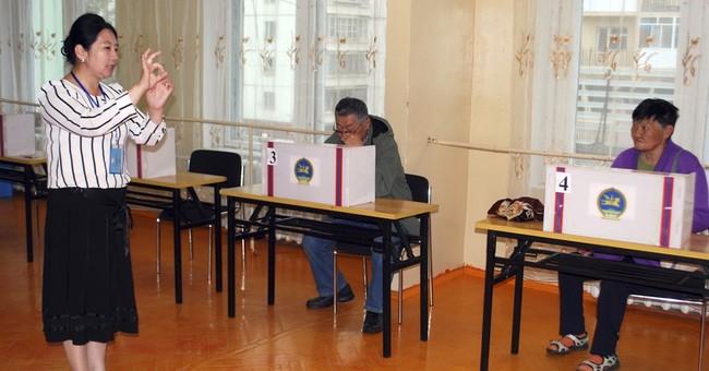 Sluggish economy casts shadow over Mongolians elections