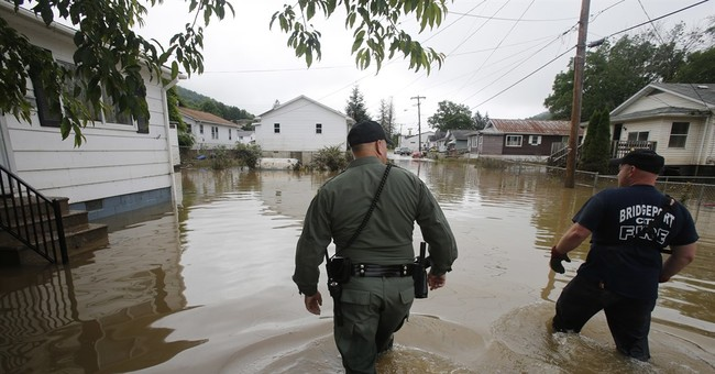 West Virginia flood: Stormy morning turns into a nightmare