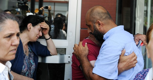 Istanbul airport attackers seized on chaos to cause carnage