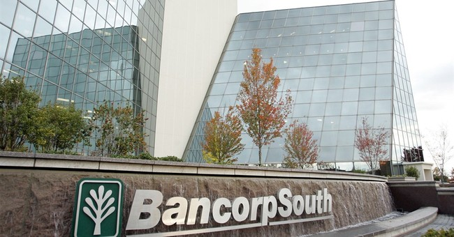 Regulators fine BancorpSouth $10.6 million for redlining