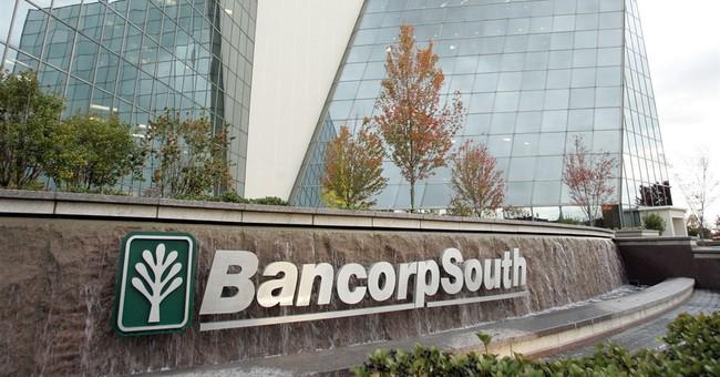 Regulators fine BancorpSouth $10.6 million for redlining