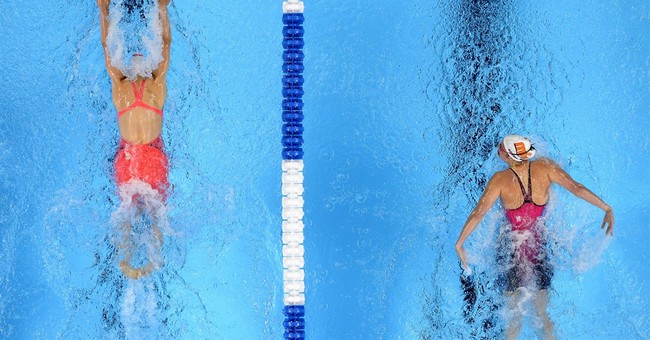 Adams gets scare before DQ is overturned at US swim trials