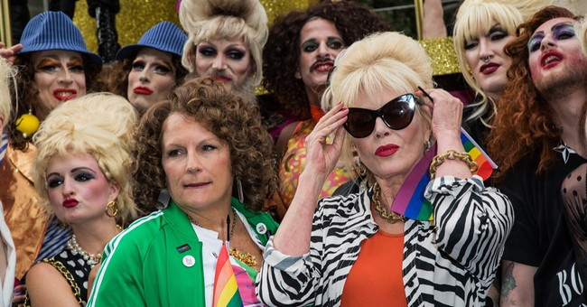 Ab Fab: Patsy and Edina talk Brexit