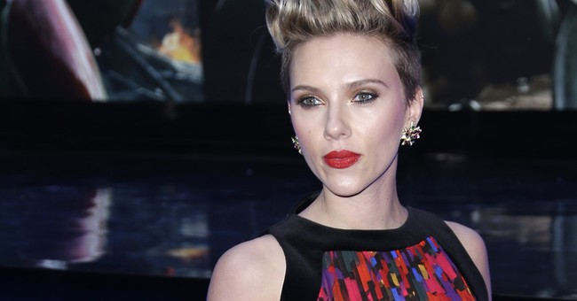 Scarlett Johansson ranked Hollywood's top-grossing actress