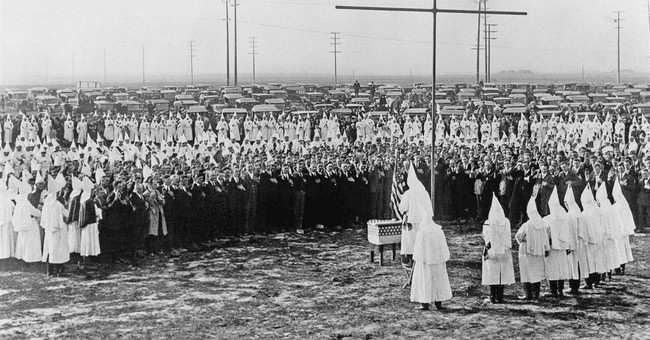 Ku Klux Klan dreams of rising again 150 years after founding