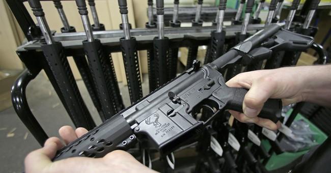Gun shop raffling AR-15 rifle to benefit Orlando victims