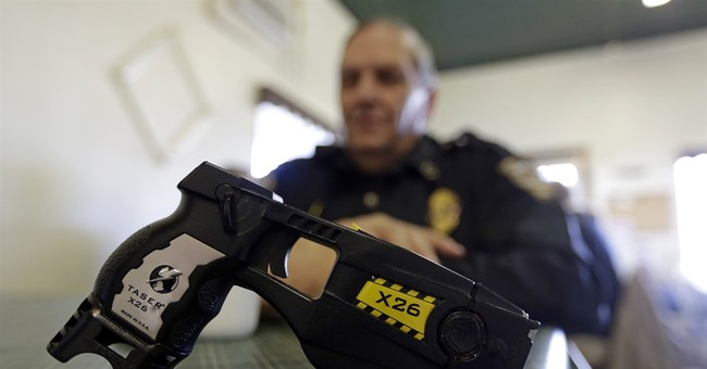 Conn. police more likely to use stun guns on minorities