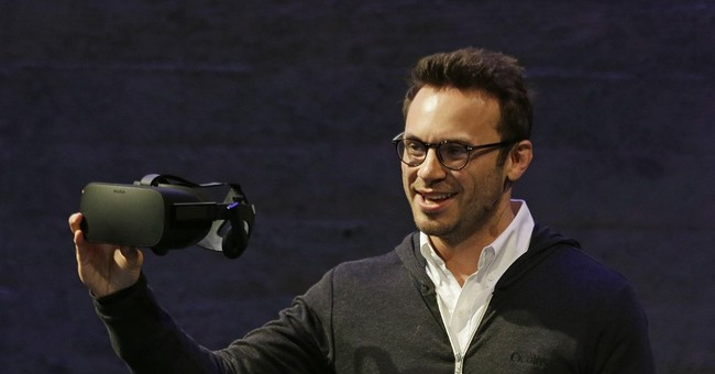 Hacker takes over Oculus CEO's Twitter, announces new boss