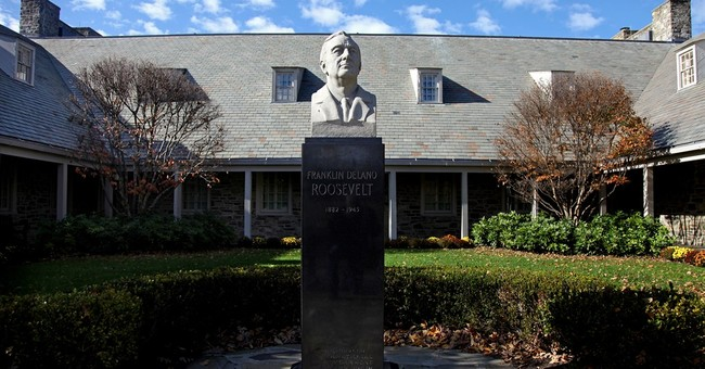 New York's FDR Library to mark 75th anniversary
