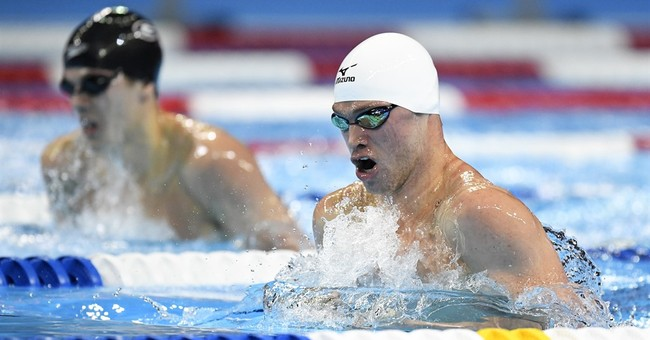 Who's new on the US Olympic swimming team for Rio