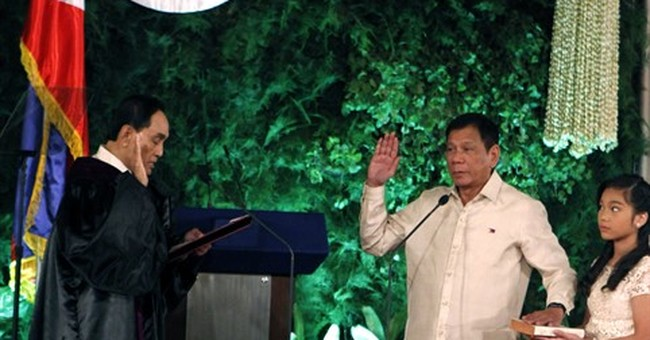 New Philippine president faces daunting challenges