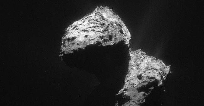 Rosetta space probe set to crash-land on comet on Sept 30
