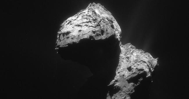 Rosetta space probe set to crash-land on comet on Sept 30