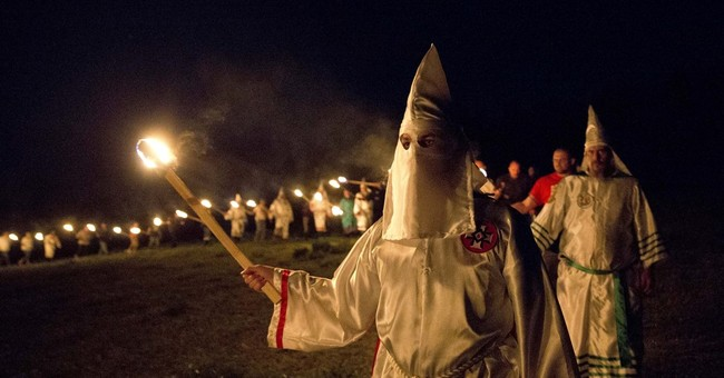 Century-old rule book describes KKK beliefs, practices