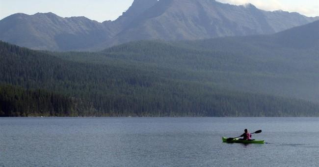 Grizzly kills mountain biker near Glacier National Park