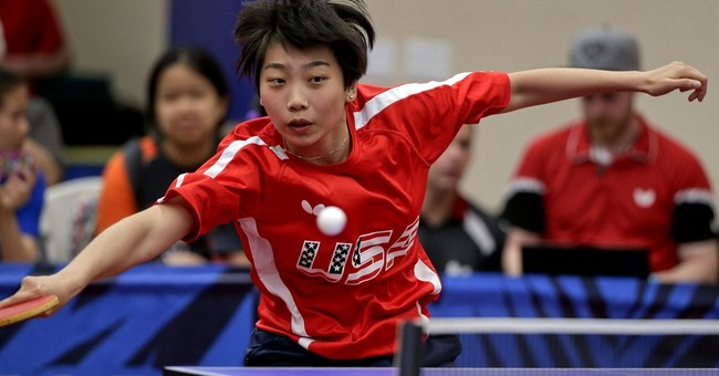 At 16, Californian youngest male table tennis player in Rio