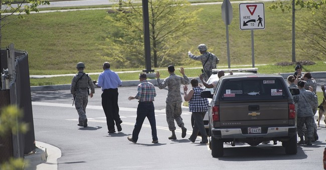 'Active shooter' report at military base was false alarm