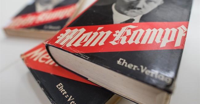 Publisher: 'Mein Kampf' proceeds to aid Holocaust survivors