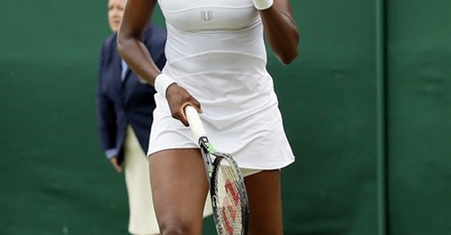 Muguruza stunned in 2nd round at Wimbledon by qualifier