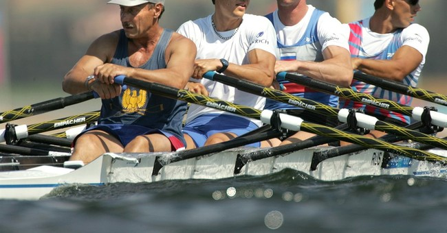 Russia defends rower banned from Olympics over doping