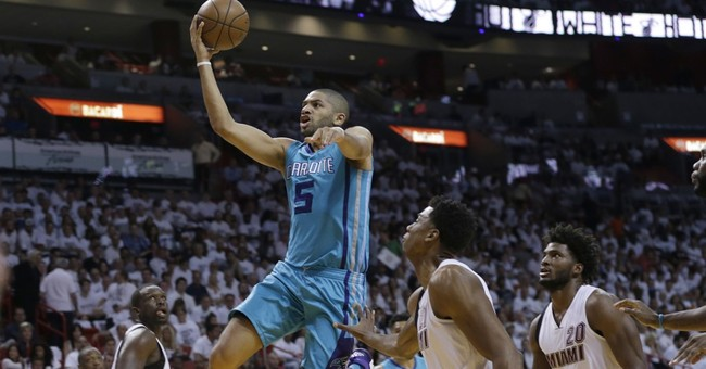 AP Source: Hornets agree to terms with Batum on $120M deal