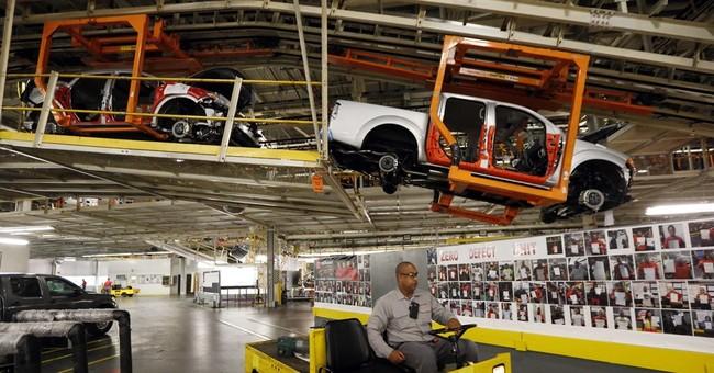 Survey: US manufacturing accelerates in June