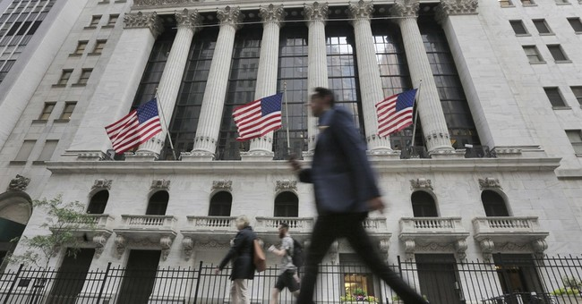 US stock indexes end strong week with tiny gains