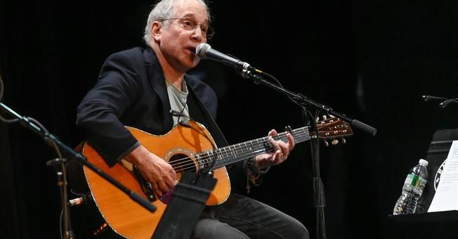 Musician Paul Simon doesn't let on if he's the retiring type