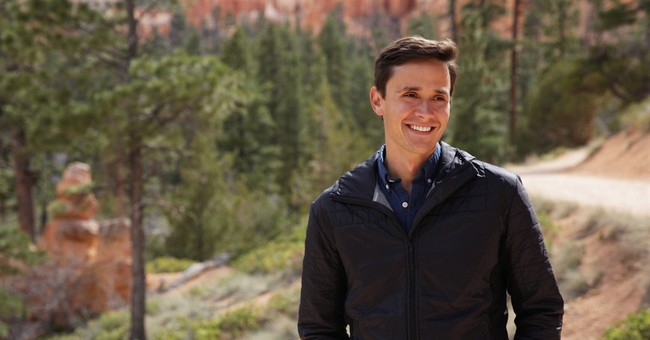 CBS reporter traveling to 59 parks in a year