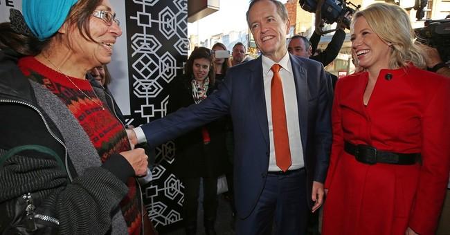 Australians vote in tight general election contest