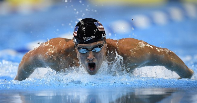 Stroke for stroke: Phelps edges Lochte at US swim trials