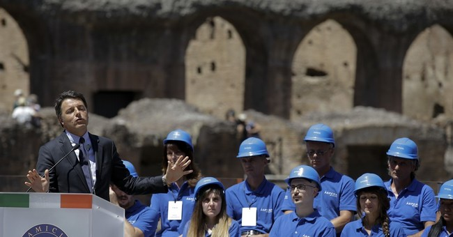 Rome's Colosseum sparkles after magnate-funded restoration