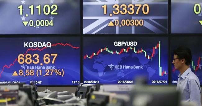 Global stocks rise as central banks counter UK turmoil
