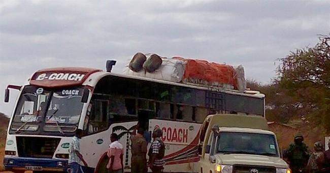 6 killed in suspected al-Shabab attack in northern Kenya