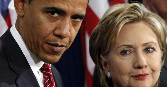 Clinton's choice for first event with Obama: North Carolina