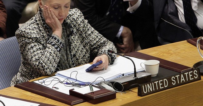 Clinton interviewed by the FBI about private email server