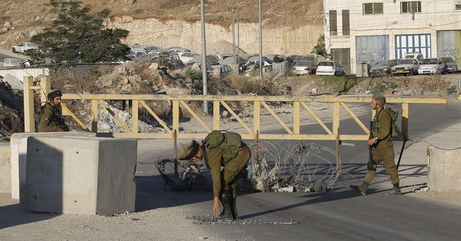 Israel strikes Hamas sites in Gaza after rocket attack