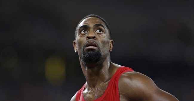 Tyson Gay readies for 1 more run at the Olympics