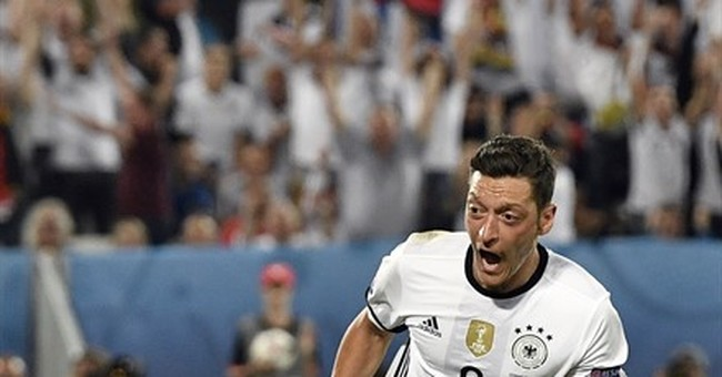 Germany lifts the Italy curse