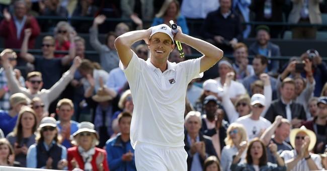 Stunner! Djokovic's 30-match Slam streak ends at Wimbledon