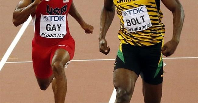 Think fast: US sprinters still expect Bolt at Olympics