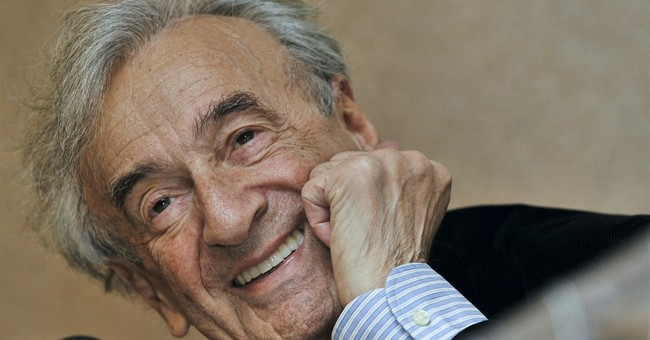 Elie Wiesel was a witness to evil and a symbol of endurance