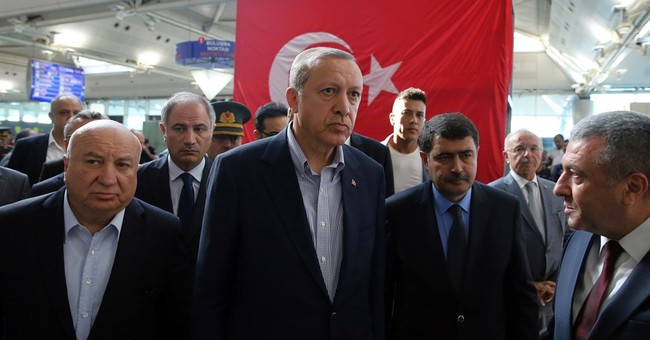 Turkish authorities detain 3 more over airport attack