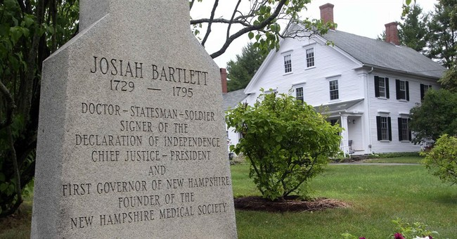 No buyers for home of founding father, TV ancestor Bartlett
