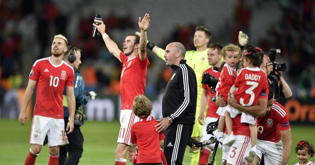 Success born out of tragedy for Wales