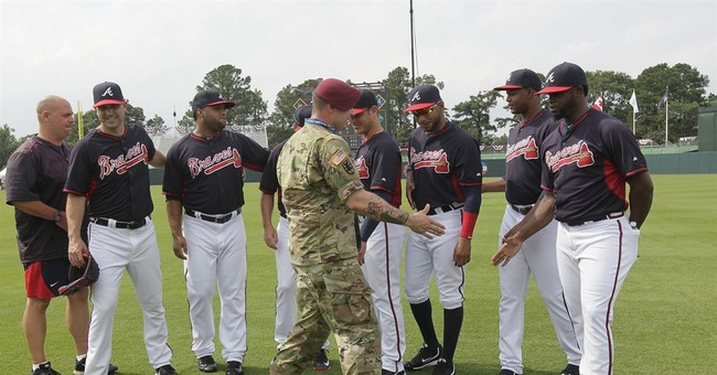 MLB officials pack in full schedule before Fort Bragg game