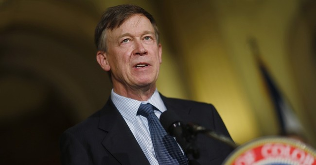 Colorado governor haunted by links to prison chief killing
