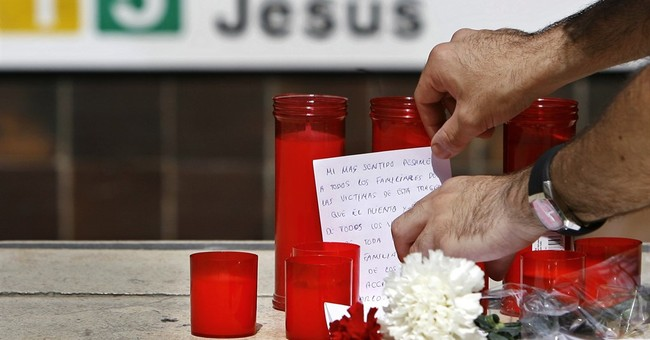 Spanish city pays tribute to 2006 subway crash victims